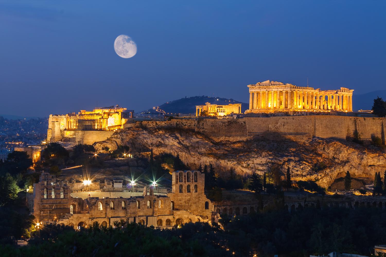 Circuito Grecia : Los amigos de la alcazaba se van a grecia 13 dÍas con atenas